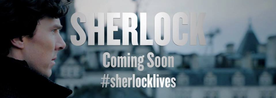 Sherlock Season Three: New Teaser Trailer
