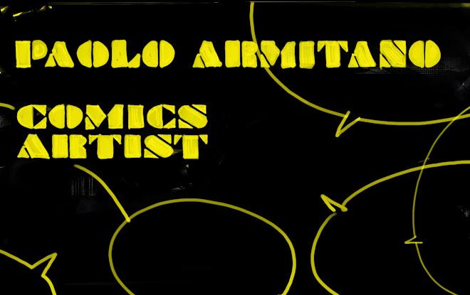 PAOLO ARMITANO: FUMETTARO,ILLUSTRATORE,E VISUALIZER GLADIATORE.