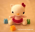 Amigurumi Hello Kitty Yapılışı