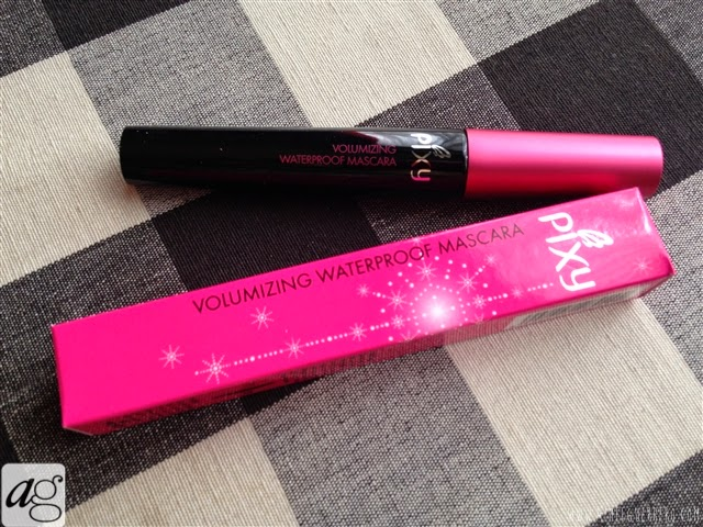 Pixy Colors of Delight Waterproof Volumizing Mascara | BDJ Box