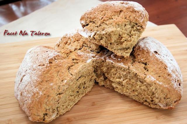 błyskawiczny chleb bez drożdży