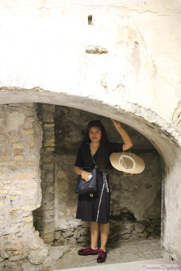Crypta Balbi, Rome