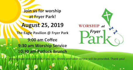 Worship at Fryer Park