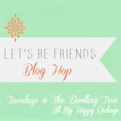 Lets Be Friends Blog Hop