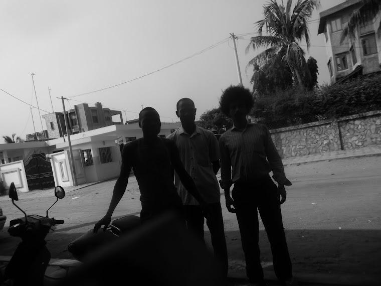 CA -nous noir- cotonou / Benin