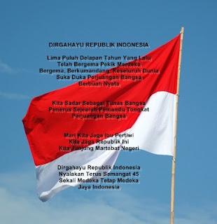 Puisi kemerdekaan indonesia 1945