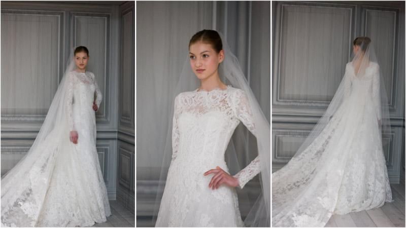 Brautkleider Mode Online: 2012 Monique Lhuillier Brautkleider Kaufen