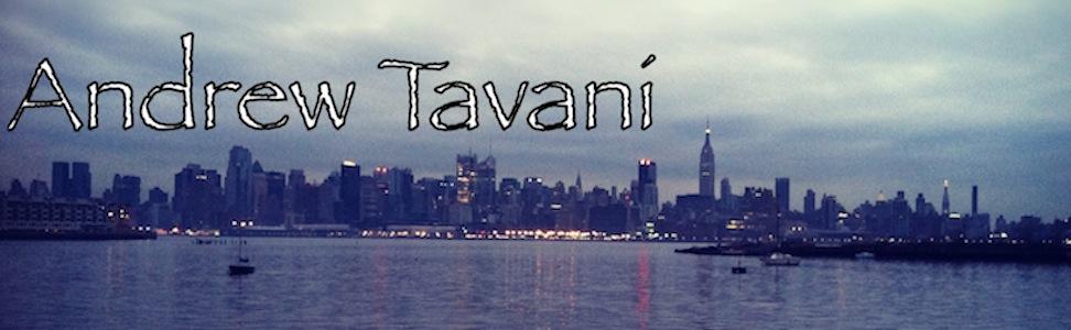 Andrew Tavani