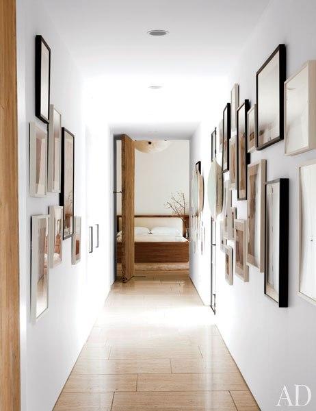 Interior Envy Jenni Kayne's L.A. Home Hallway