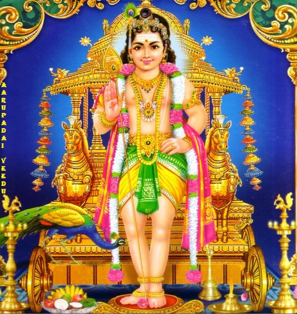 Hindu Gods Devotional Images: How Lord Muruga Is Worshipped