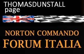 NORTON COMMANDO FORUM ITALIA