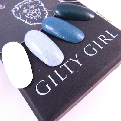 gilty girl cosmetics - the beauty puff