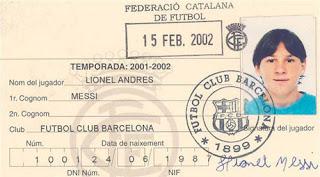 Los obstáculos de Messi para jugar en el Barcelona