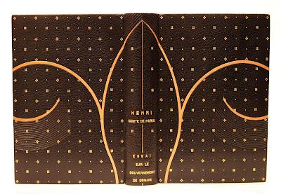 Exceptionnelle reliure signée Pierre Legrain et Jacques Anthoine Legrain dans Bibliophilie, imprimés anciens, incunables legrain_1