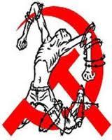 Observador de la violencia de izquierda