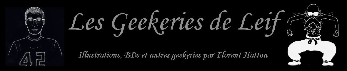 Les Geekeries de leif
