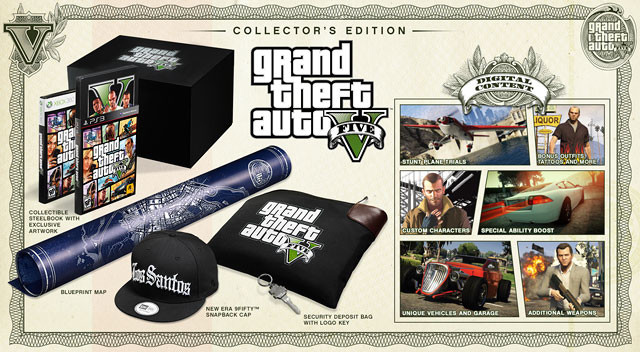 GTA 5 Collectors Edition Image
