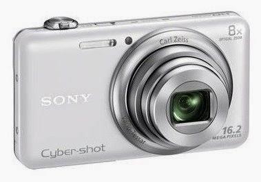 Modelo WX80 segue a linha básica da Sony