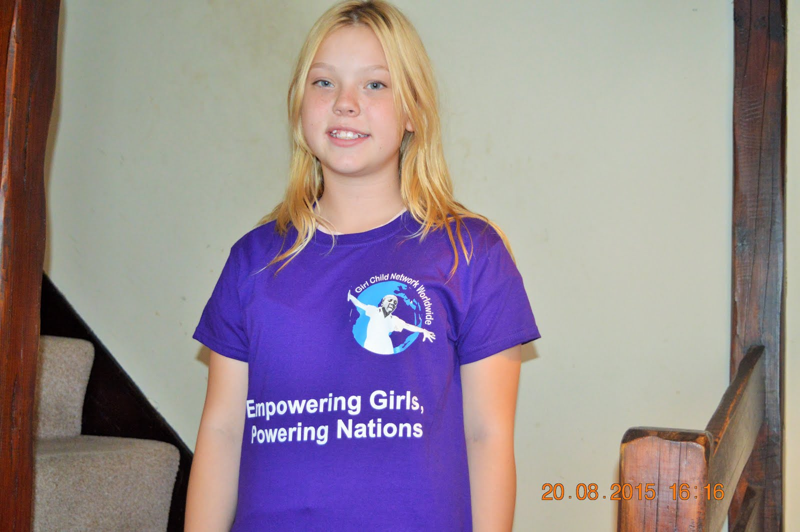 Empowering Girls, Powering Nations