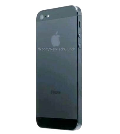 iPhone 5 cover design