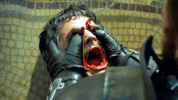 Oberyn Martell death scene