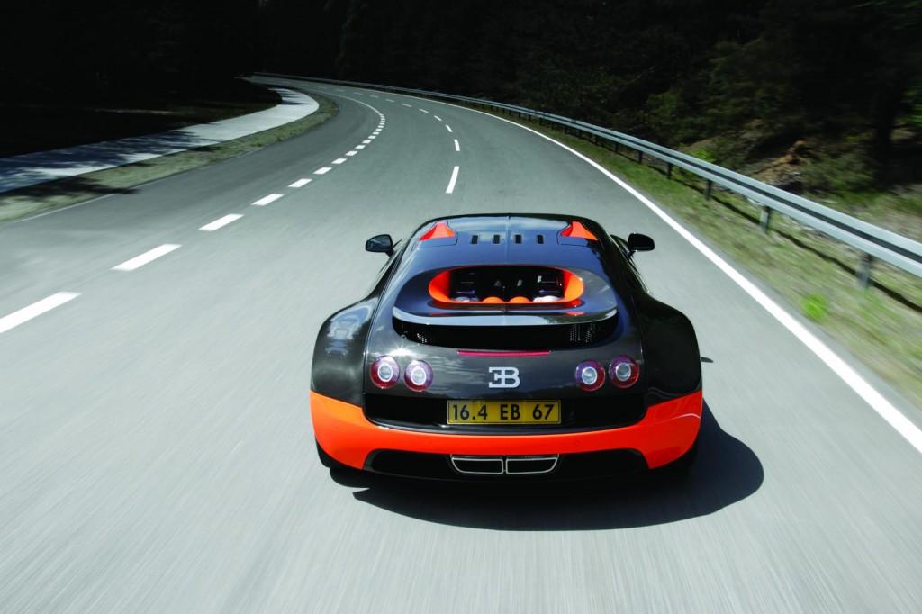 Area Tuning: Tuning Bugatti Veyron