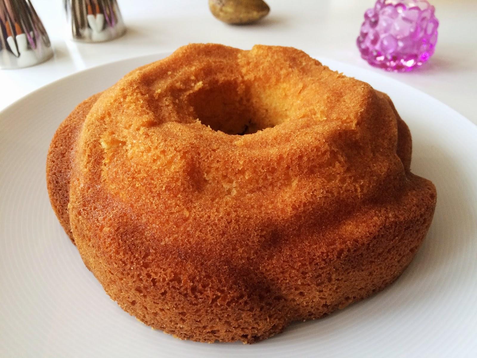 saftig sockerkaka med potatismjöl