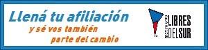 Partido reconocido con personería Federal y Provincial.