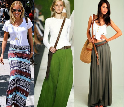 Woman fashion, skirts,
