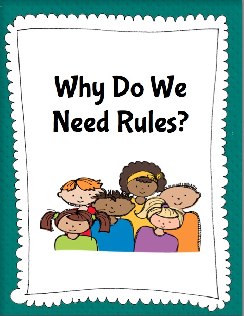 Books About Rules And Laws For Kids