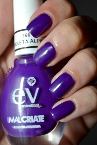 Violeta Alpina Esencia Vital
