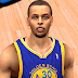 NBA 2K14 Stephen Curry Cyberface