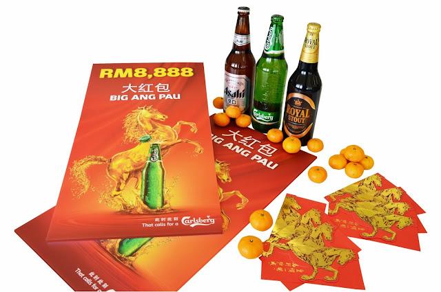 Carlsberg Malaysia Chinese New Year 2014 Horse