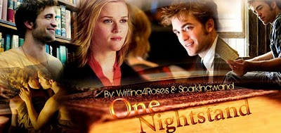 One Nightstand by Writing4Roses & SparklingWand - banner by Candykizzes24