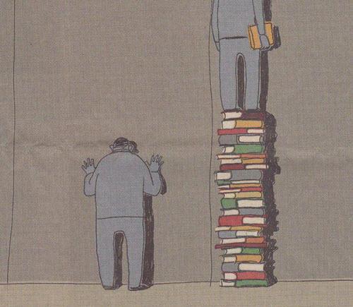 Los libros te dan una mejor perspectiva