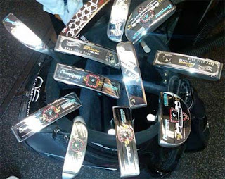 Never Compromise Connoisseur Putters