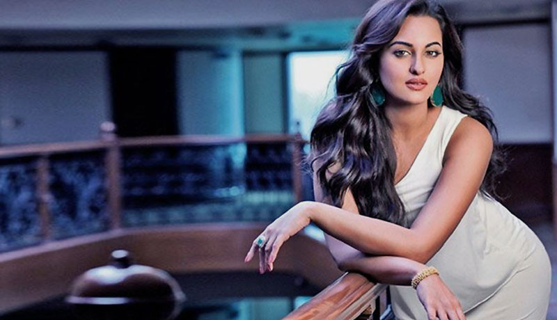 sonakshi, sinha, beautiful, stunning, bollywood, actress, singing, debut, ishqoholic