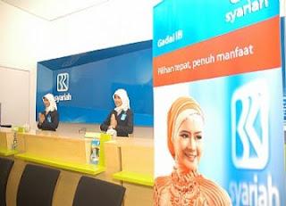 Lowongan Kerja Bank BRI Syariah Resmi Terbaru