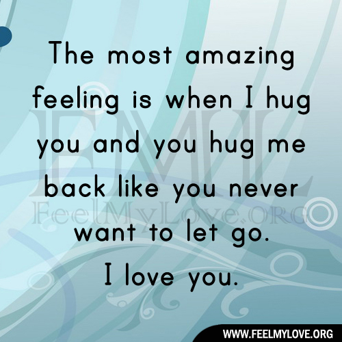 You Are Amazing And I Love You: Most Amazing Love Quotes. QuotesGram