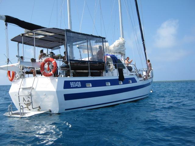 Coral Sea Dreaming Cruise