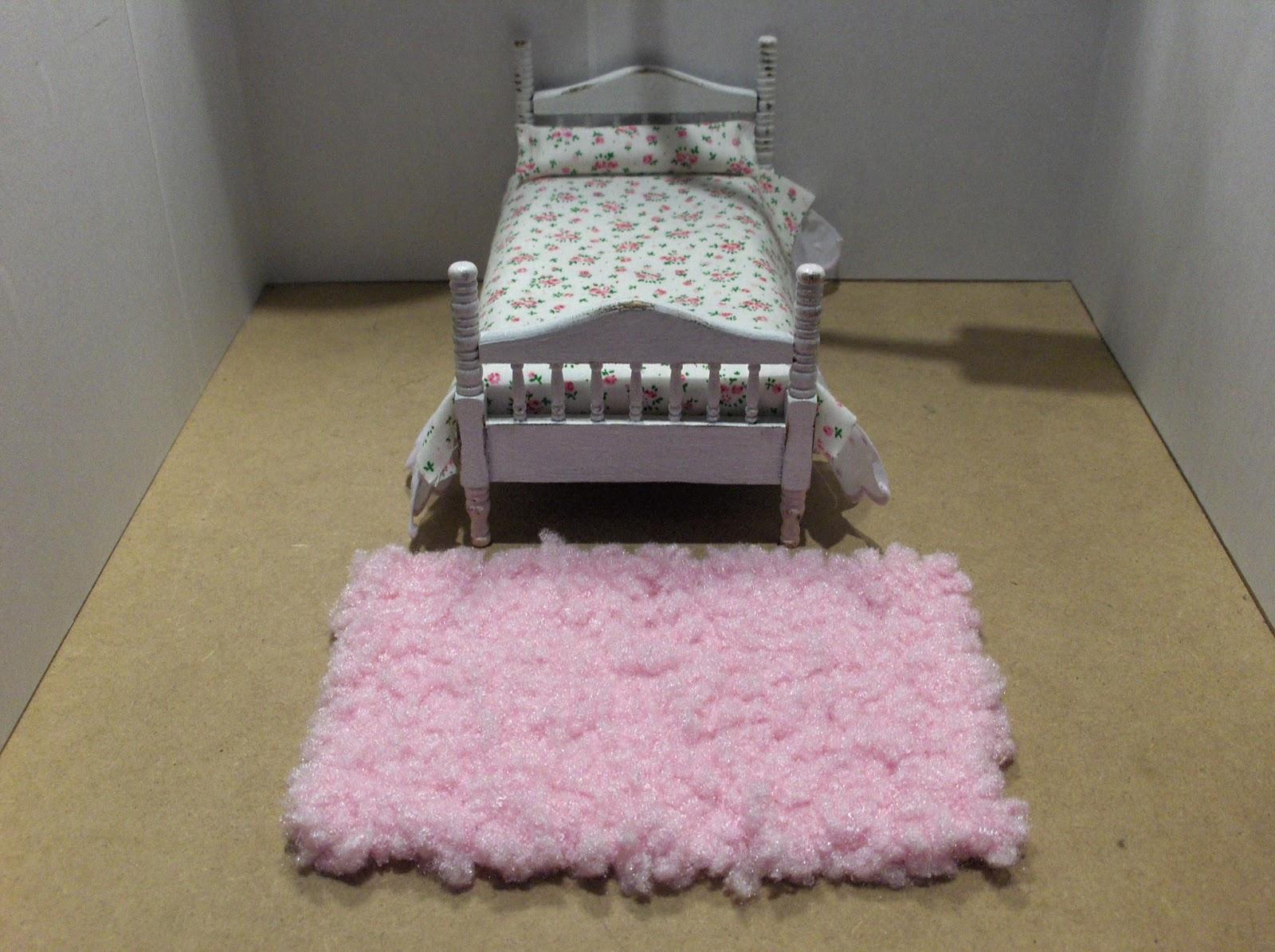 tapete shabby felpudo my miniatures. Black Bedroom Furniture Sets. Home Design Ideas