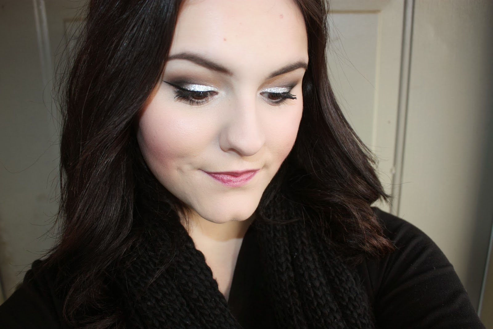 katie alyse: Face of the Day 3: Fancy and Frosted