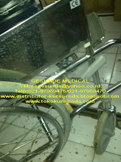 kursi roda bekas sella