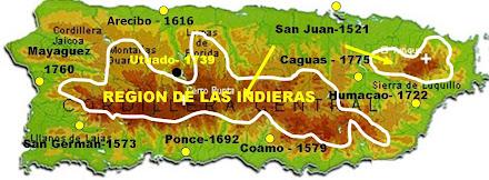 Trazando  Nuestra  Herencia  Indígena