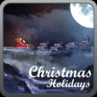 Download Christmas Santa live wallpaper v1.0 Paid Apk For Android