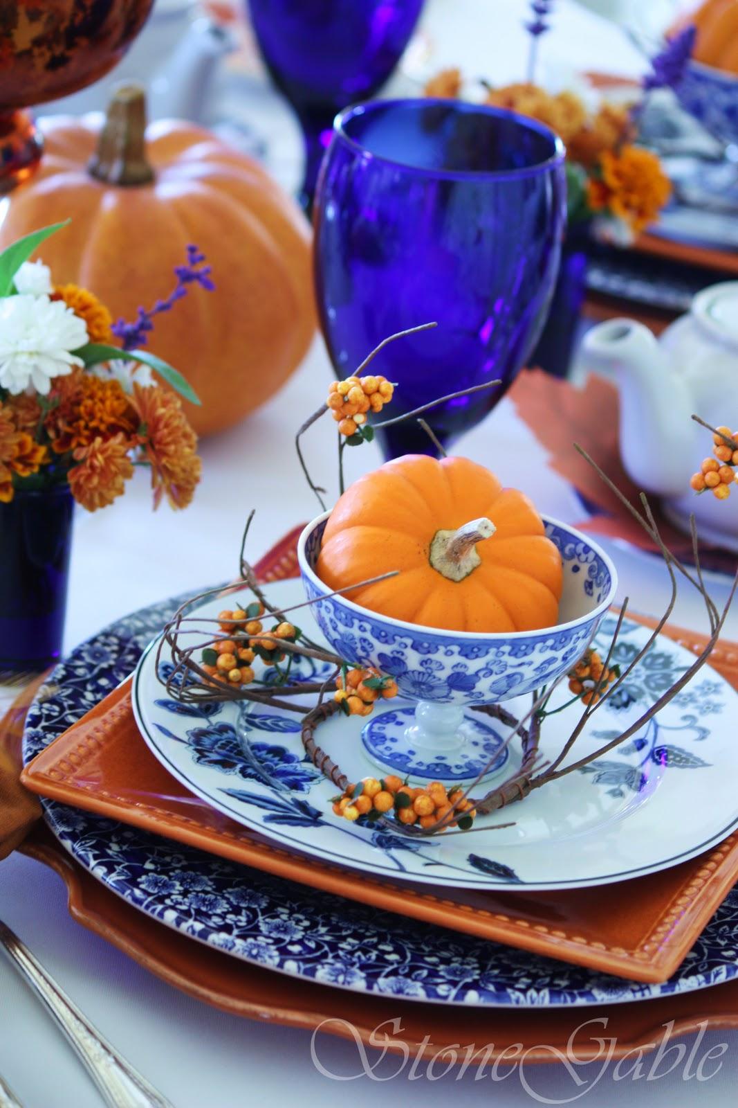 & Autumn High Tea - StoneGable