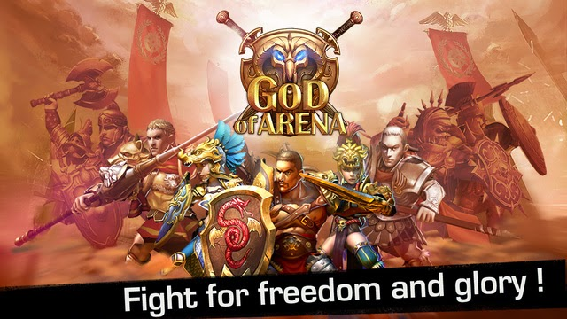 God of Arena Gameplay IOS / Android