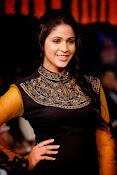 Lavanya Tripathi Glamorous Ramp Walk Photos Gallery-thumbnail-9
