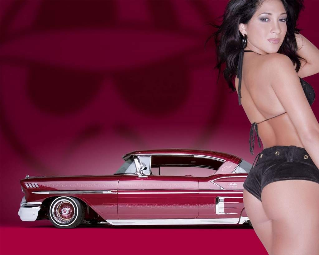 wallpaper hd cars girls Hot sexy and