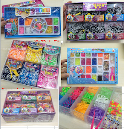 RAINBOW LOOM BANDS (COMING SOON)